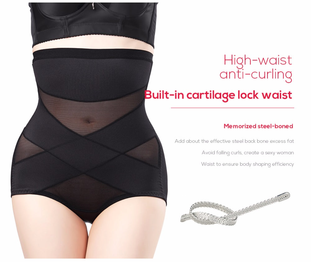 Curvyfeel Butt Lifter And waist Slimming Belt Modeling Strap Body Shaper