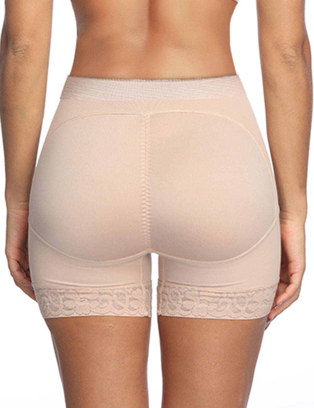 Curvyfeel Big Size Booty Enhancer No Curling