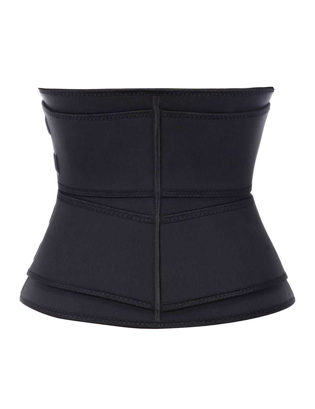 Curvyfeel Big Size Latex Waist Slimmer With Sticker