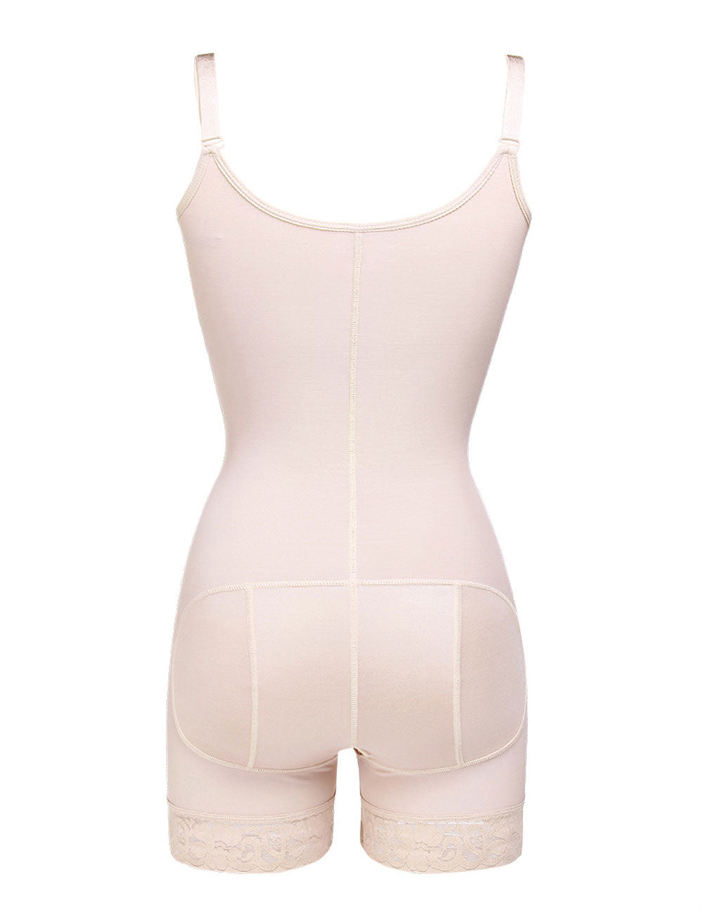 Curvyfeel Adjustable Straps Firm Control Body Shaper