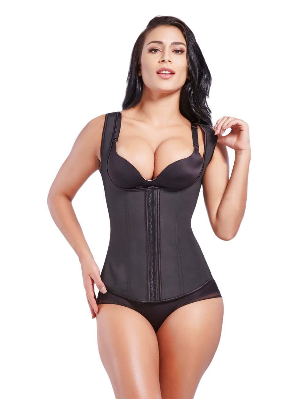 Curvyfeel Latex Waist Cincher