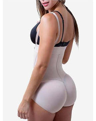 Curvyfeel Latex Waist Cincher Slimming Girdle Clip Shapewear