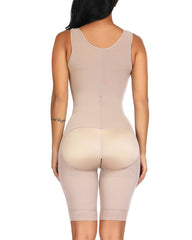 Curvyfeel Queen Size Plain Crotchless Bodysuit