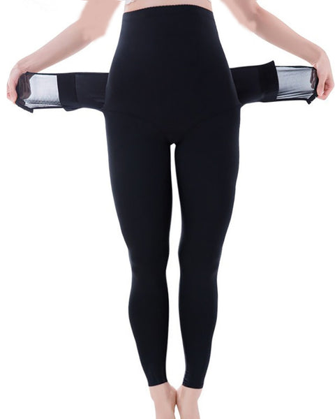 Curvyfeel High Waist Leg Tummy Shaper Pants