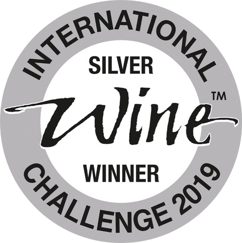 International wine challenge 2019 - silver medal