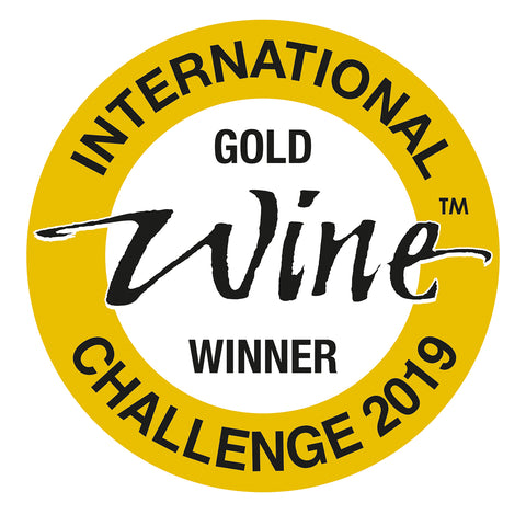 International Wine Challenge 2019 - gold medal