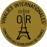 Vinalies Internationales 2019 - Gold medal