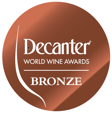 Decanter 2019 - bronze medal