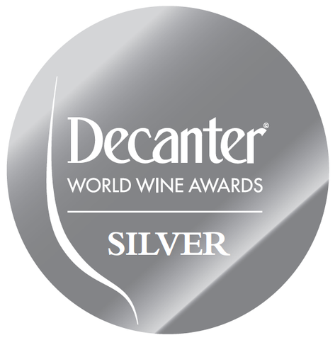 Decanter 2019 - silver medal