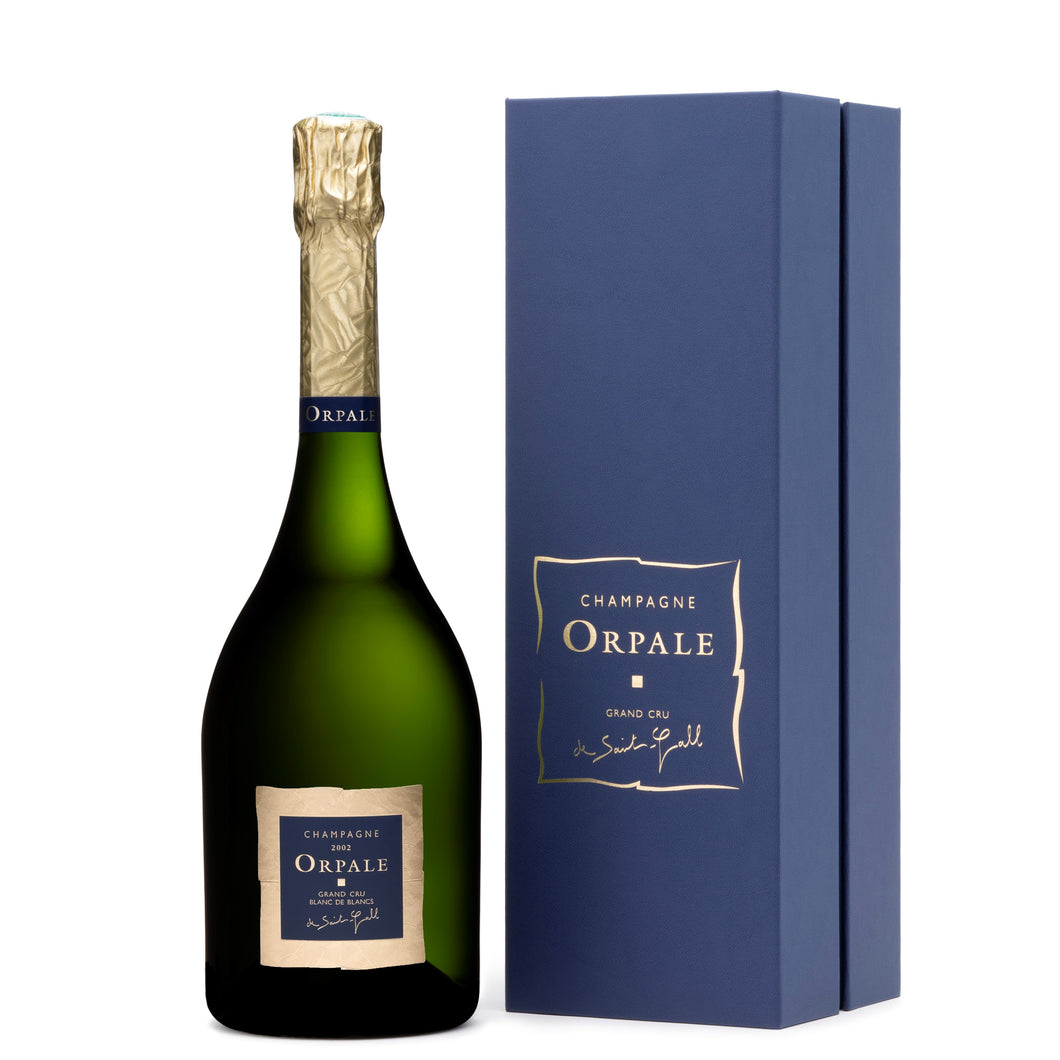 Champagne Millésime 2002 Orpale