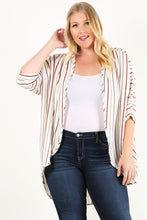 Load image into Gallery viewer, I Mean Business - Lightweight Cardigan - Curvy