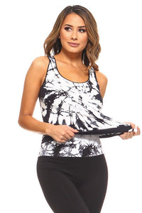 It's a Tie - Exercise Tank - Multiple Colors Available - S/M to L/XL