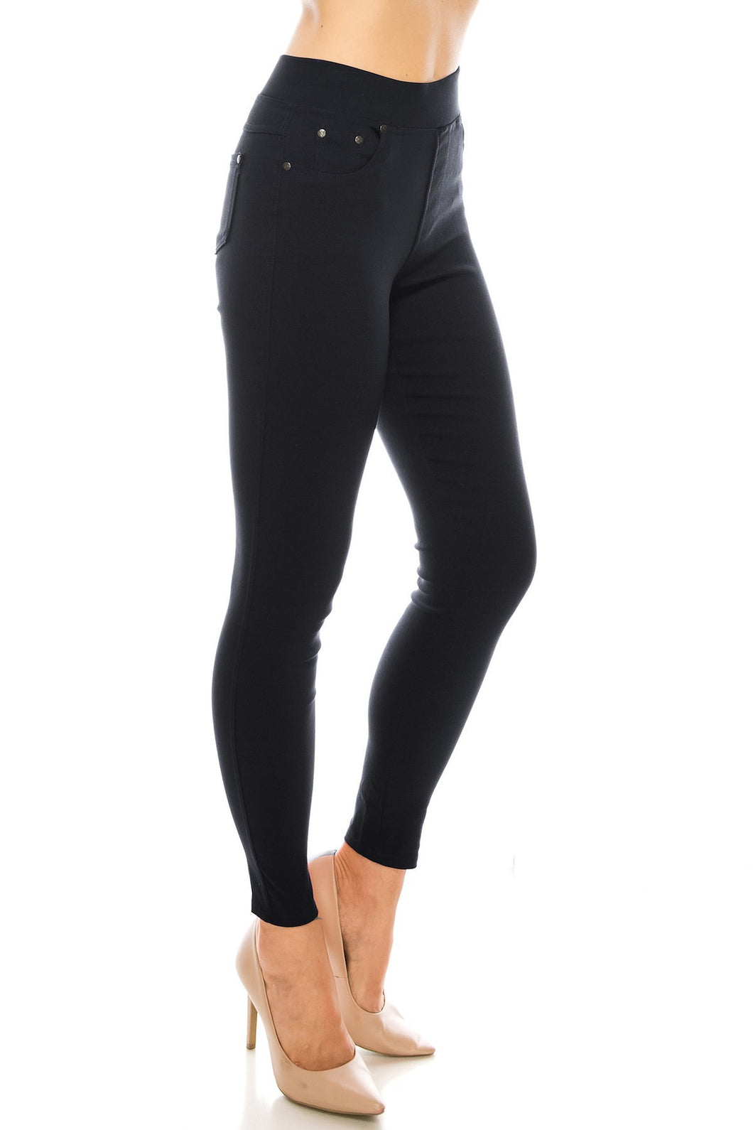 Your Perfect Jegging- Black