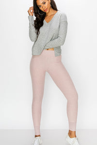 Pretty & Relaxed- Fitted Joggers