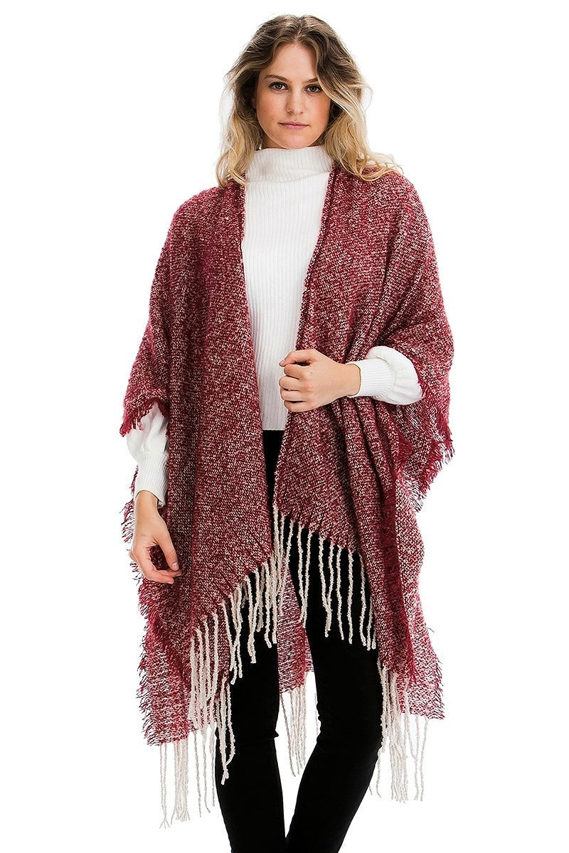 Don't Know About You- Fringe Poncho