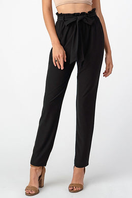 The One With The Apartment Pants- Black