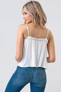 Remember Me - Tank Blouse