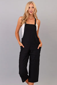 Fun on the Run - Overall Romper