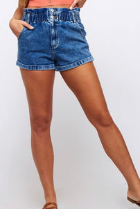 What You Want- Denim Shorts