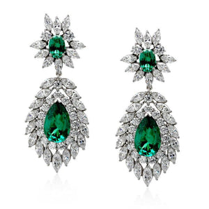 Evergreen Earrings