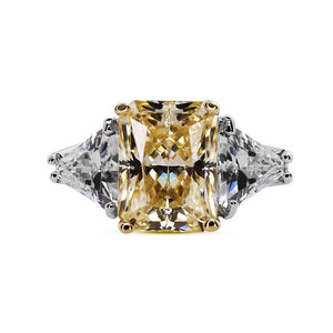 Farrah Radiant Trillion Sides Ring