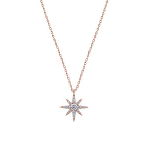Polaris Pendant Rose Gold