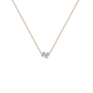 Yara Necklace Rose Gold