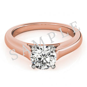 Ada Ring 18K Rose Gold