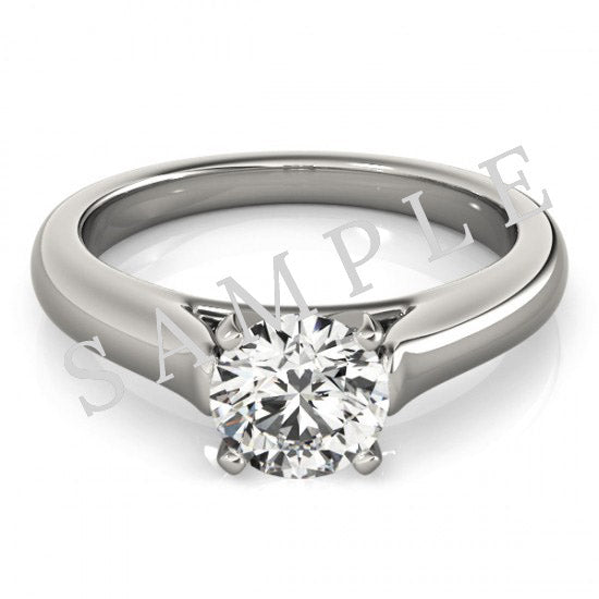 Ada Ring 18K White Gold