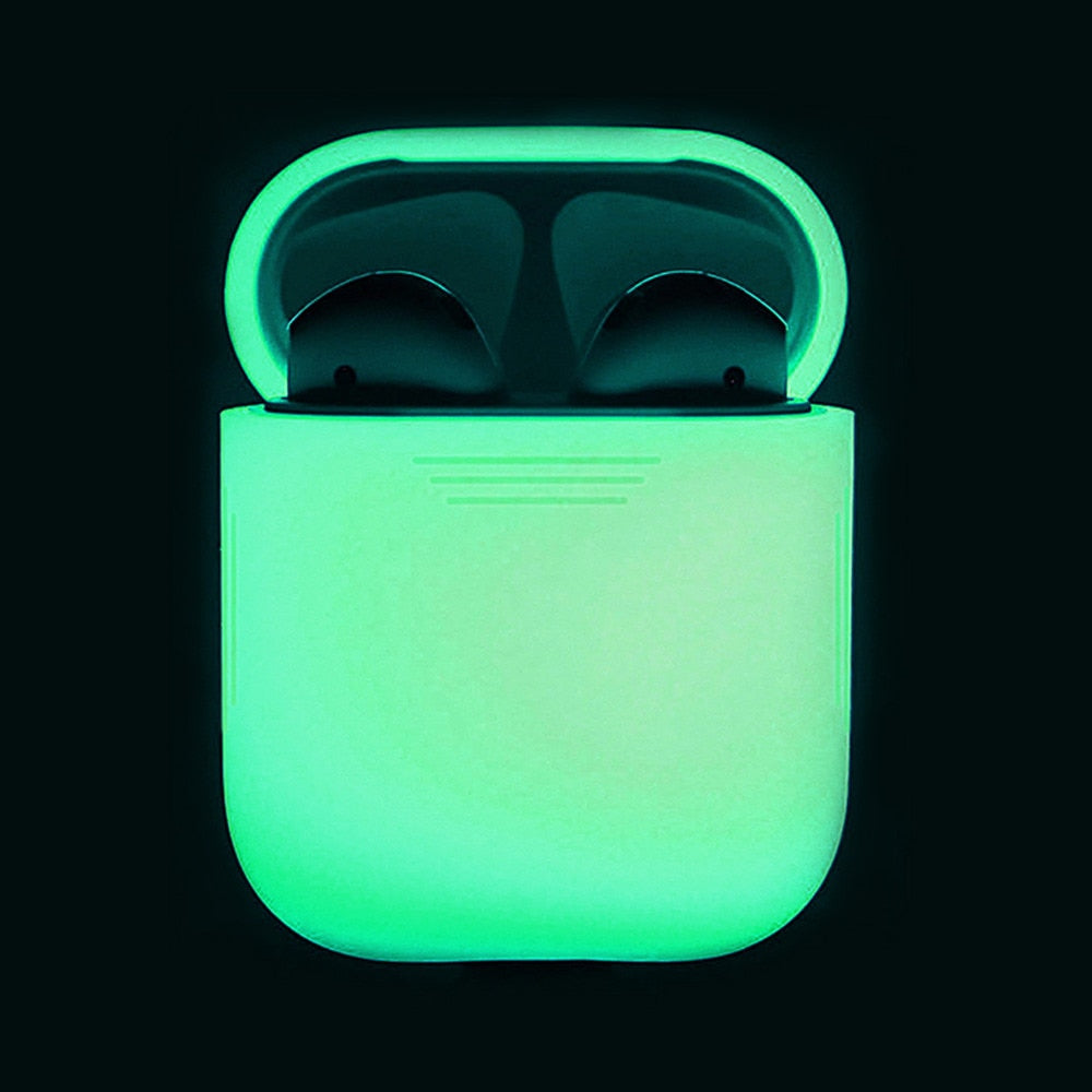 Glow in the Dark for Apple AirPods Wireless Earphone Accessories
