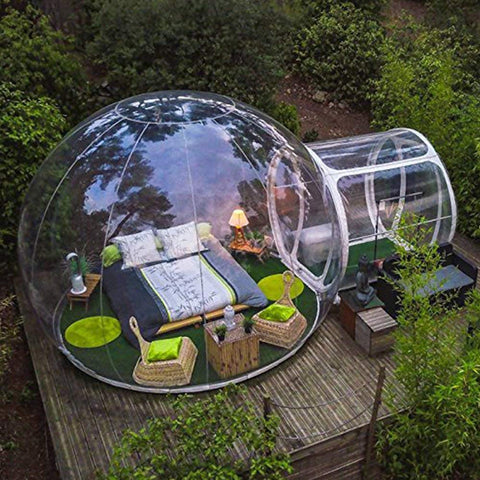 Inflatable Bubble House 3M/4M/5M Outdoor Bubble Tent For Camping