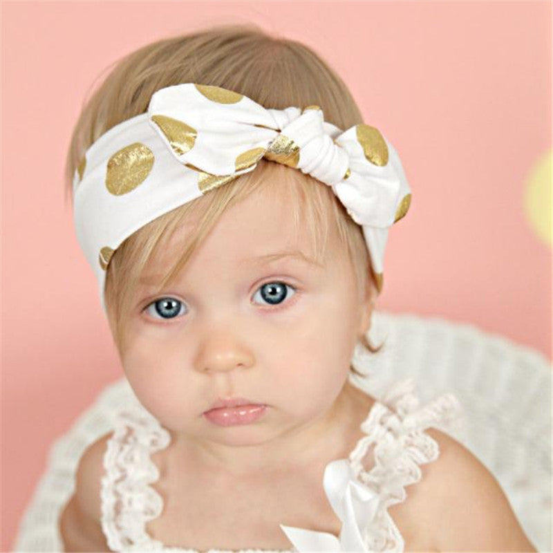 Girls Gilding Headbands Hair Accessories
