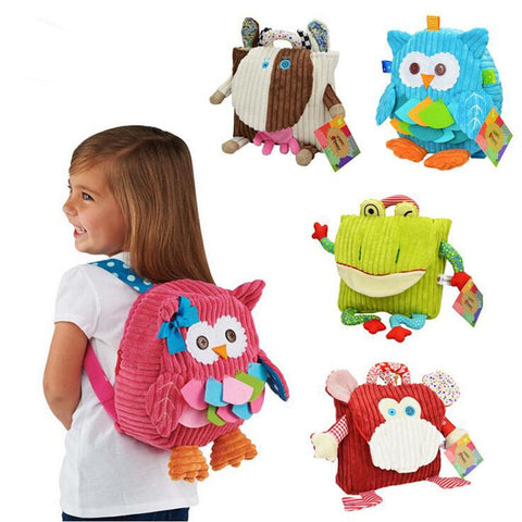 Boys/Girls Backpack Animals Children baby Kindergarten Preschool
