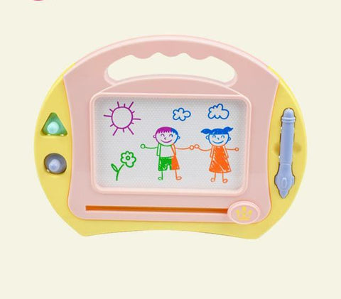 Magnetic Drawing Board Craft Kids Painting