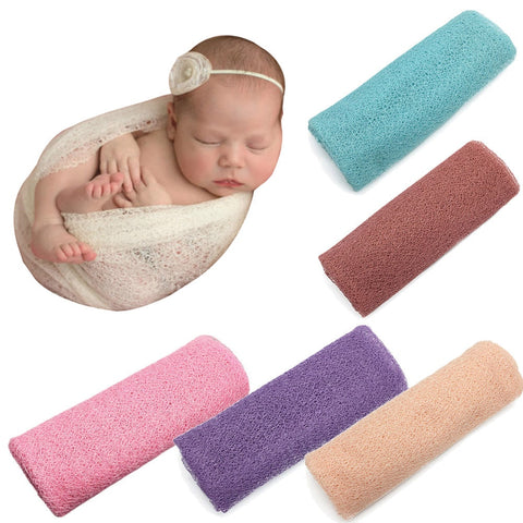 Hollow Wraps Blanket Posing Swaddle Cover