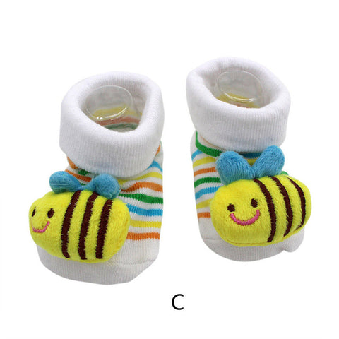 Baby Socks Cartoon For Newborn Baby