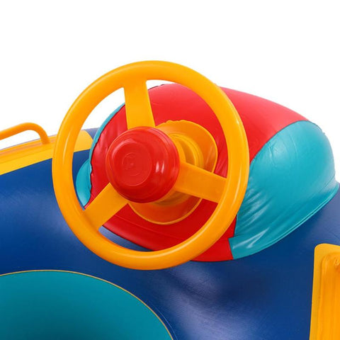 Bumper Cars Baby Toddler Inflatable Float Swimming Toy For Children