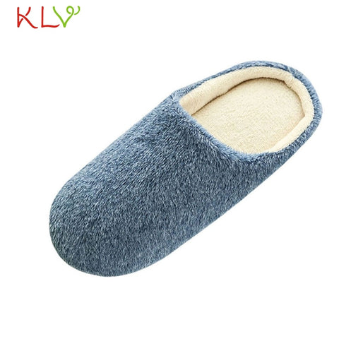 interior house plush soft Slippers Shoes non-slip floor furry