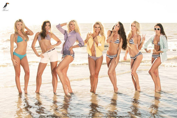Great Models selected by Tucanê at the Swimsuit International