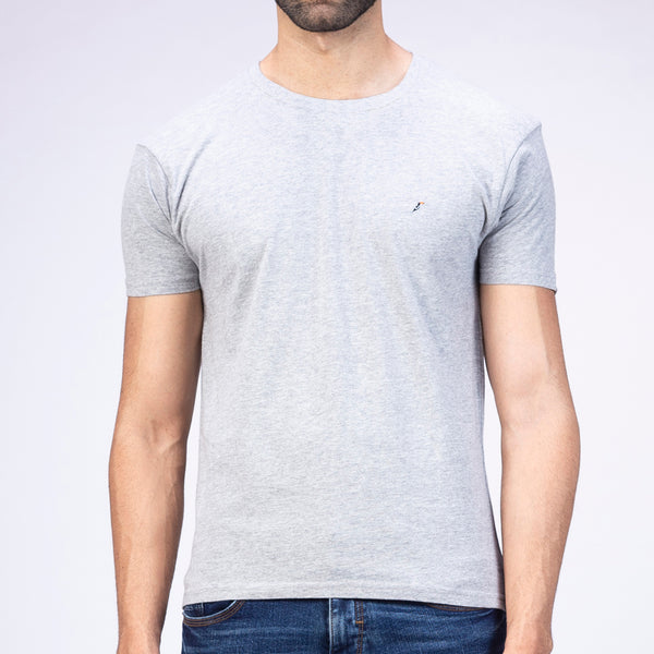 Playera Monocromática Air Gris