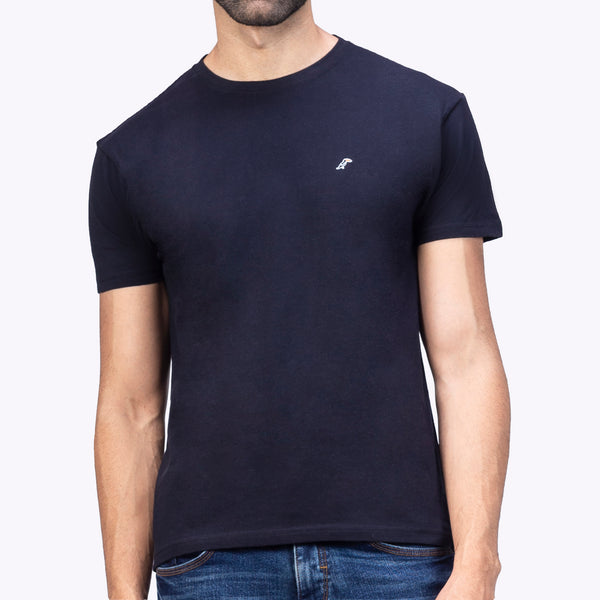 Playera Monocromática Air Negro