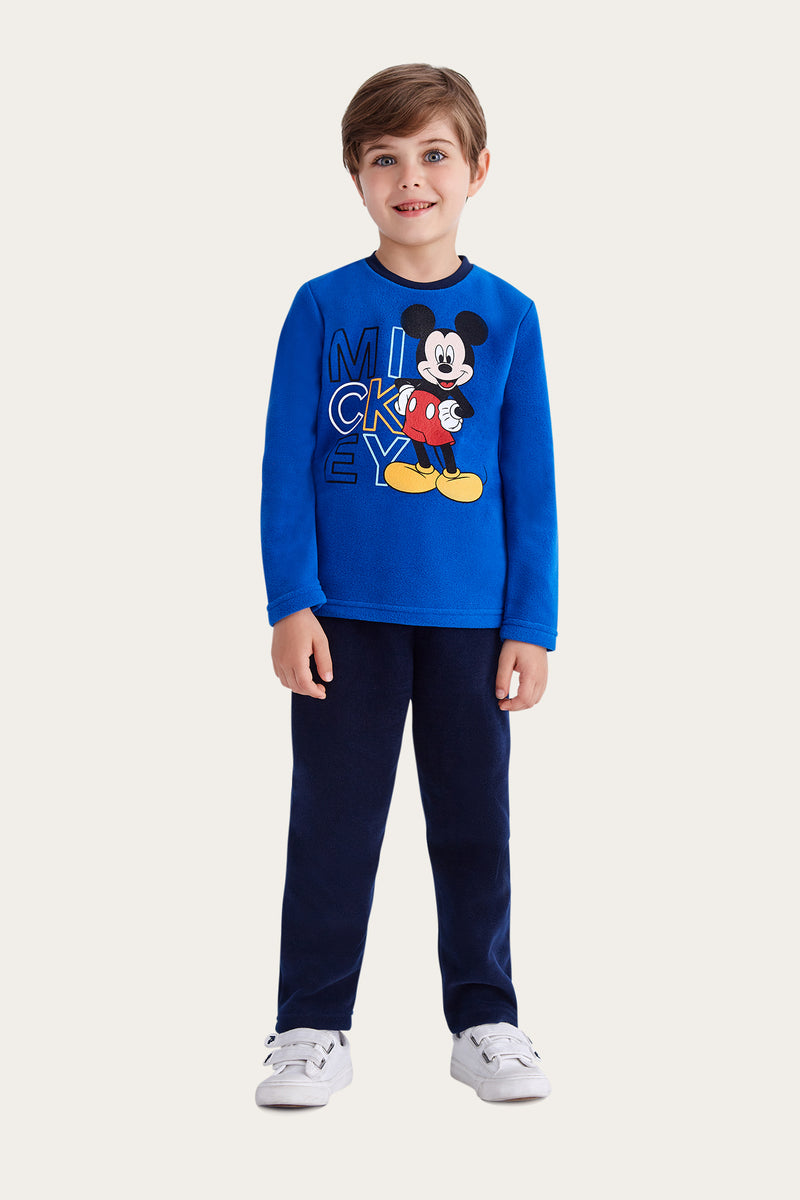 Blue Mickey Set