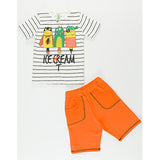 Ice Team Shorts Set