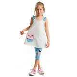 Pocket Bunny Tunic Set