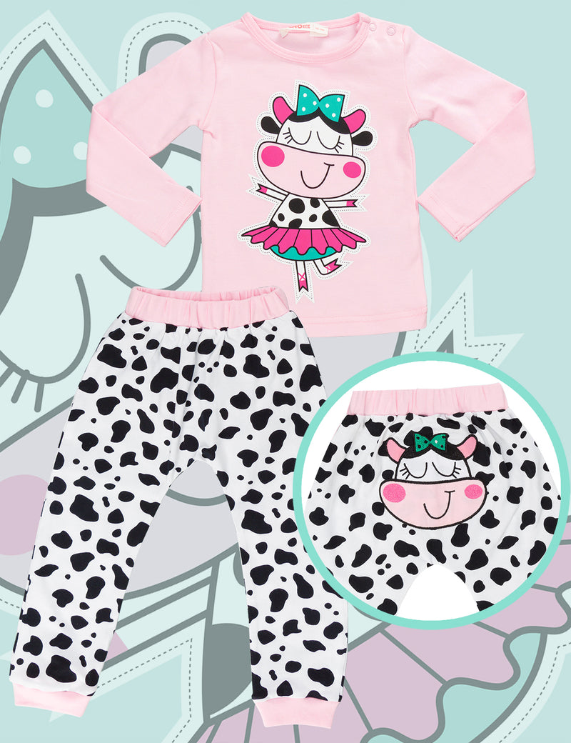 Dancing Cow Set