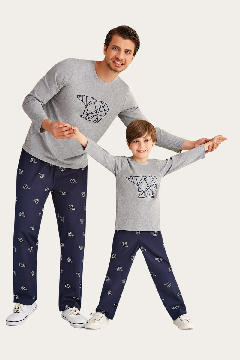 RolyPoly Hunters Grimelanj Men's Pajama Set