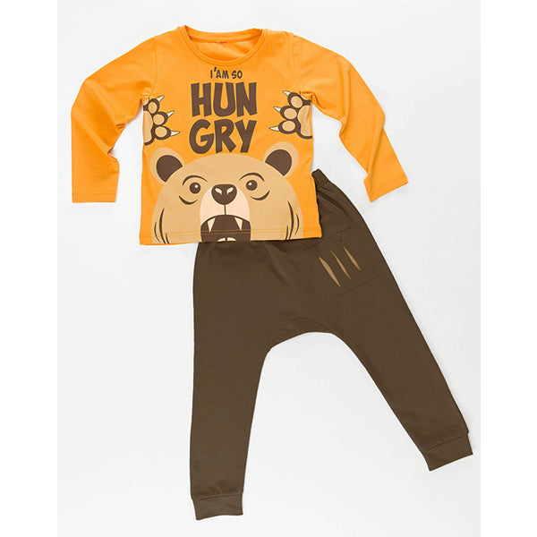 Hungry Bear Baggy Set