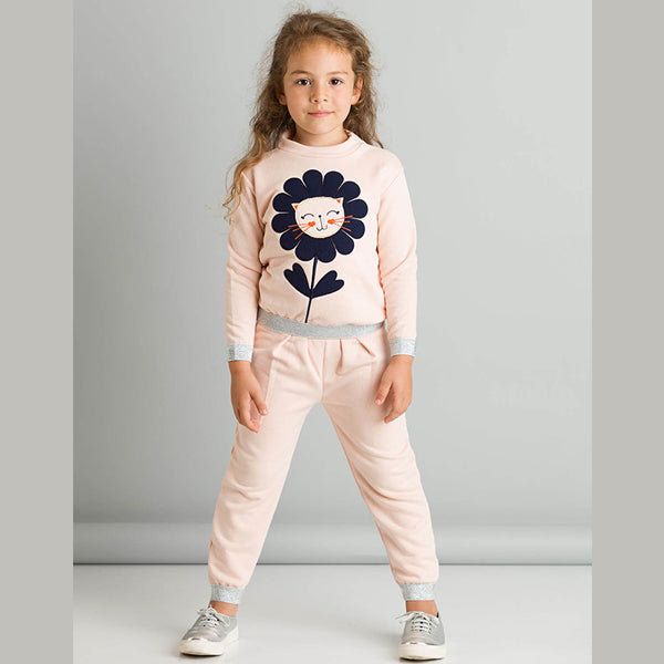 Smiley Daisy Track Suit