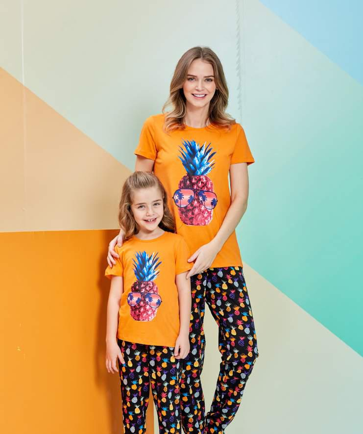 Mommy and I: Cool Pineapple Set