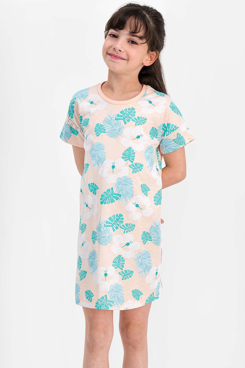 Roly Poly Floral Dress